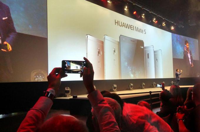 Mate S Huawei