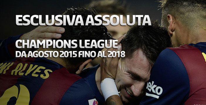 Mediaset Premium Champions