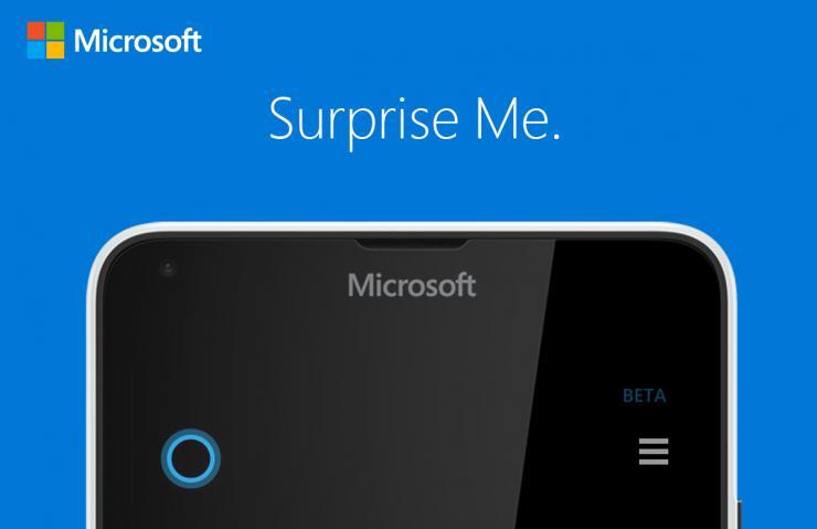 Microsoft Cortana su Lumia