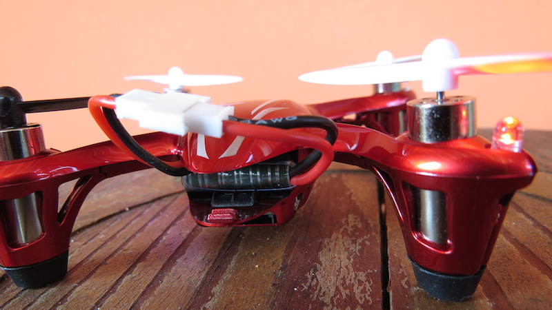 Mini Quadrocopter Hubsan ingressi