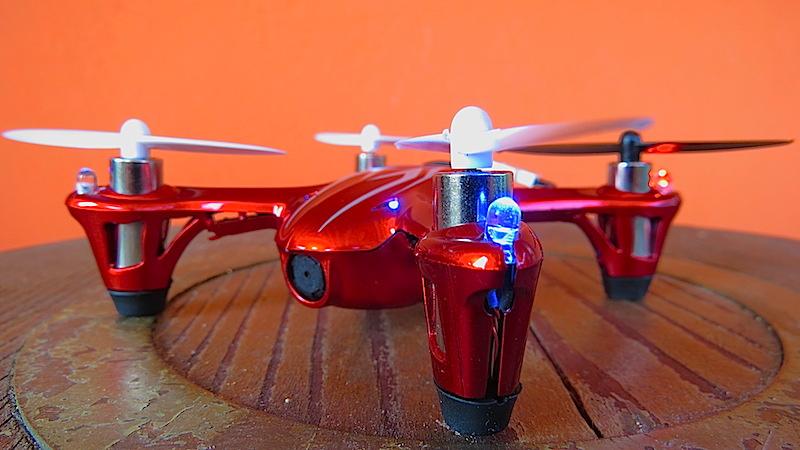 Mini Quadrocopter Hubsan