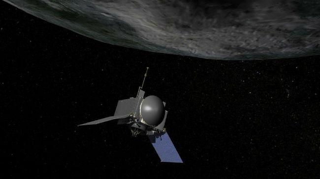 Missione OSIRIS Rex