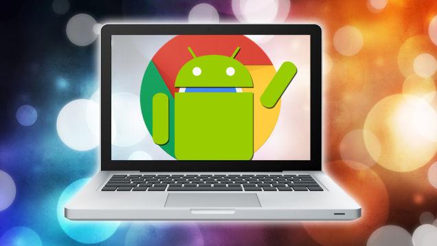 Notebook con Android e Chrome OS