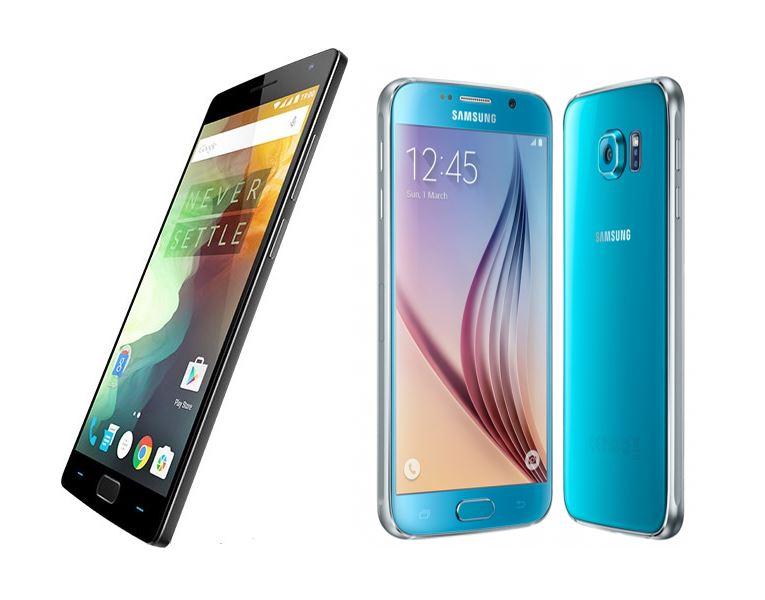 OnePlus 2 vs Galaxy S6