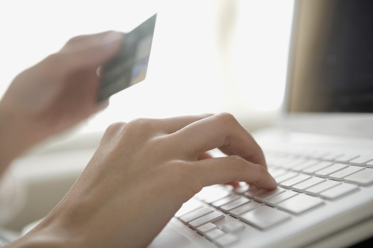 Pagare con carta di credito online