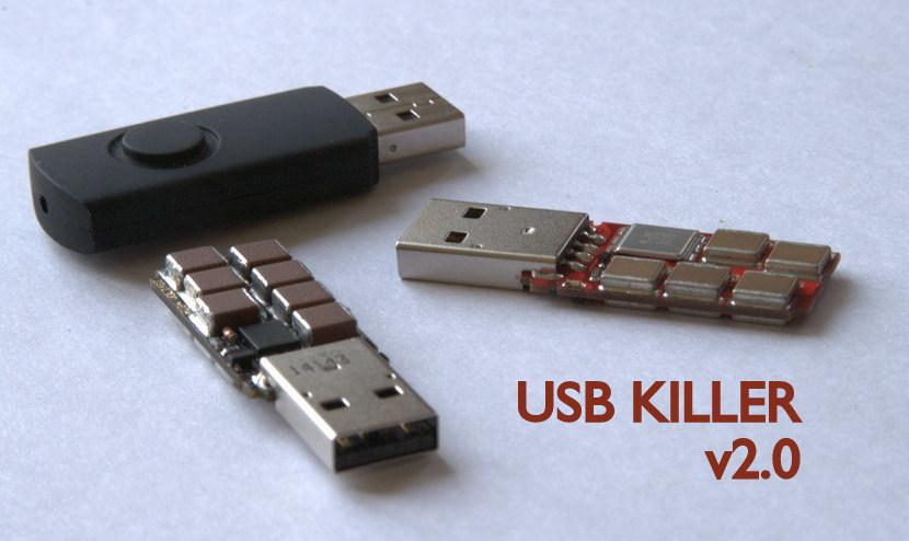 Penna USB Killer 2.0