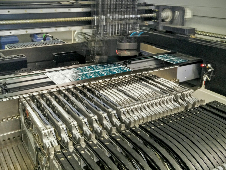 Processo di produzione Arduino