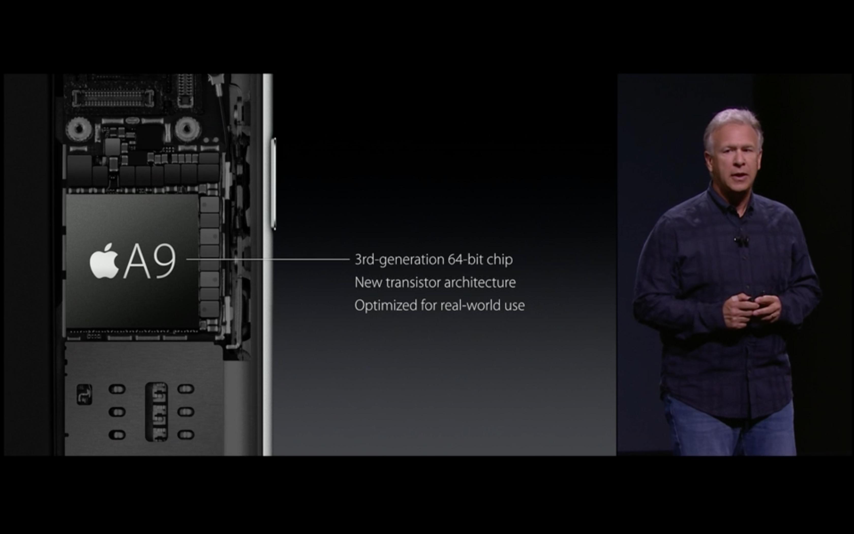 Processore A9 iPhone 6s