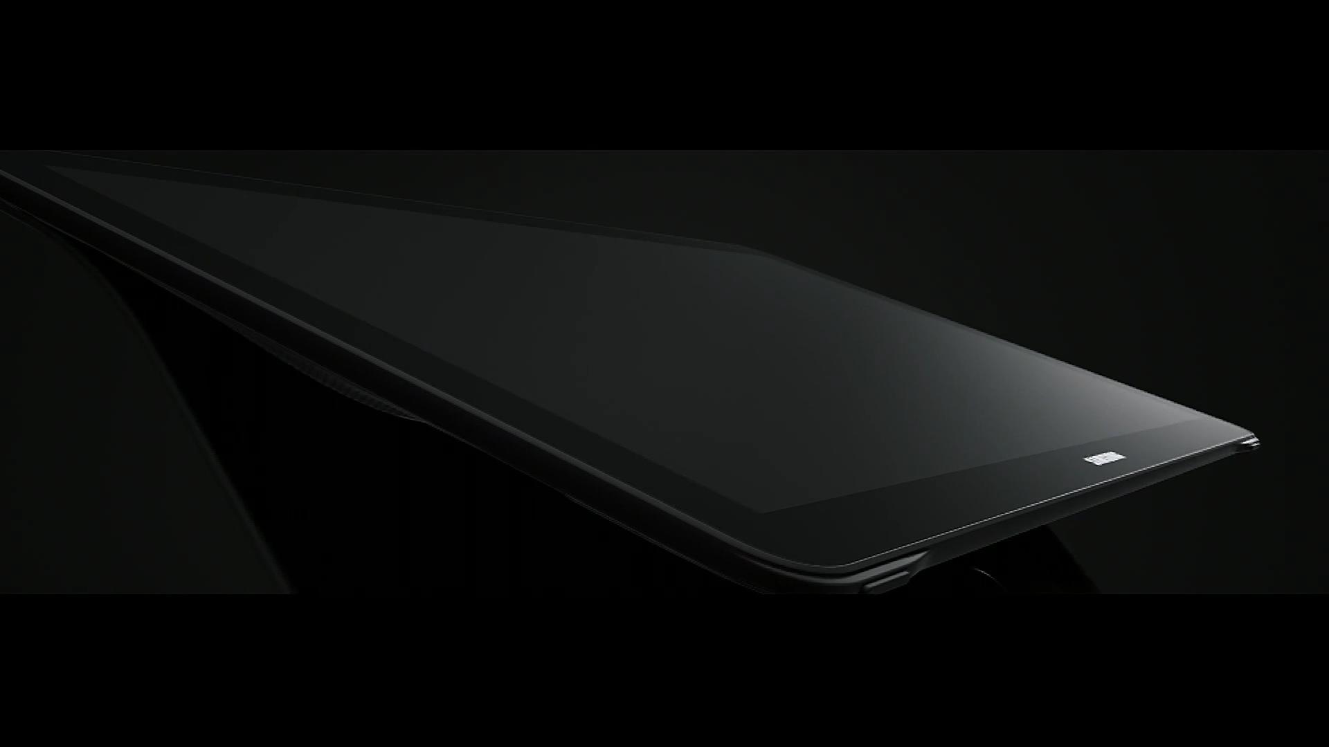 Samsung Galaxy View lato