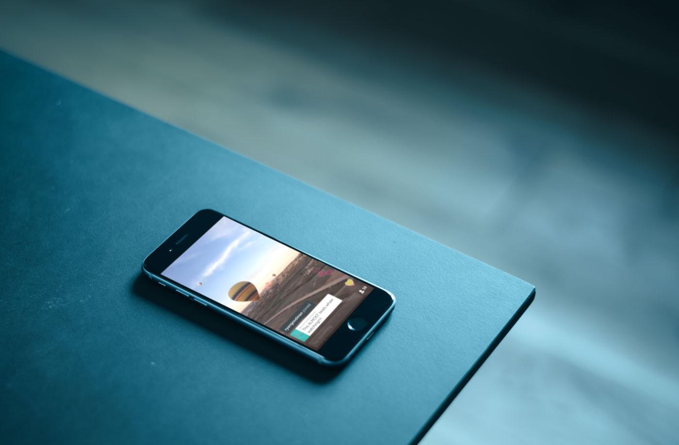 Smartphone e Periscope