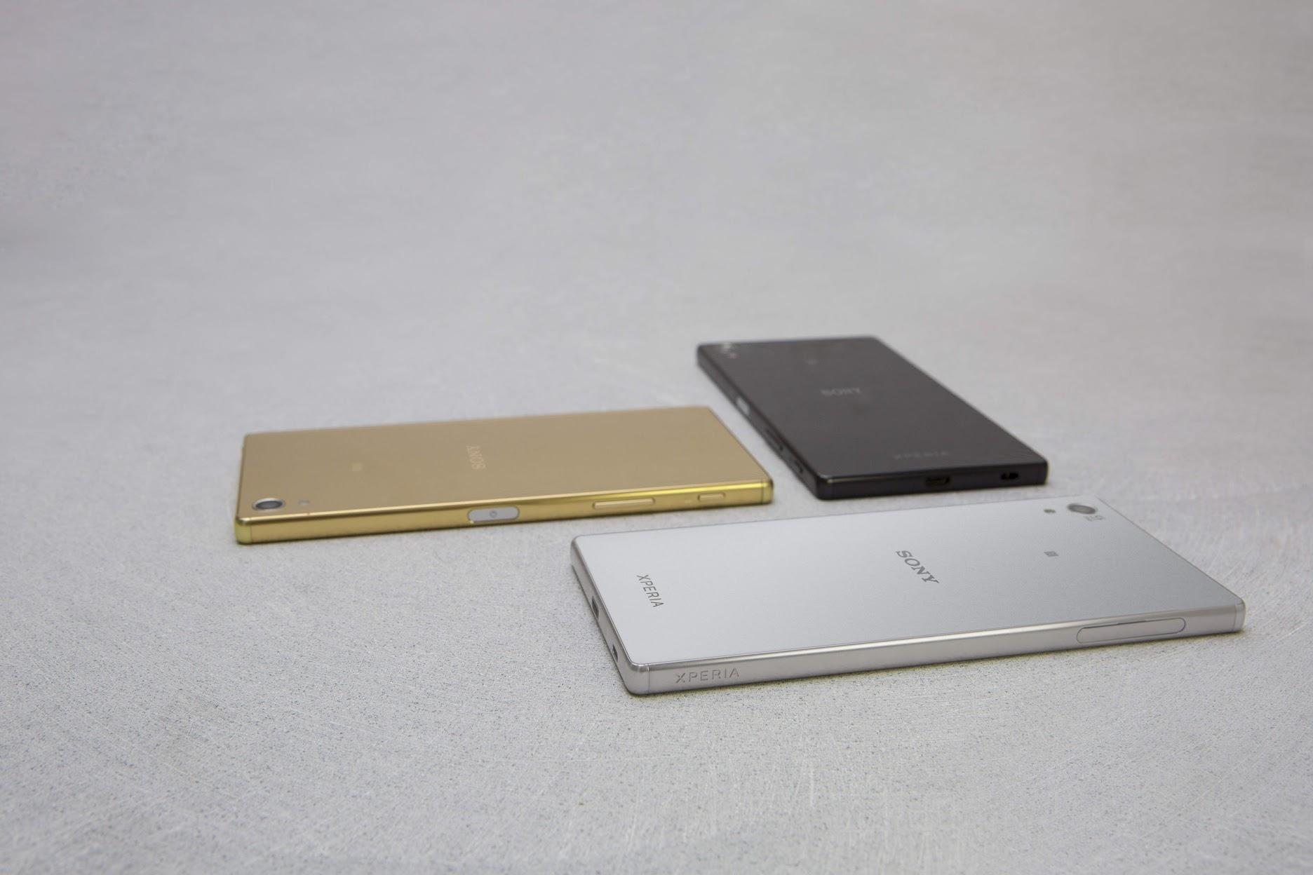 Sony Xperia Z5 Premium colori