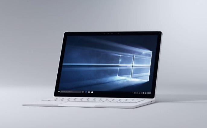 Surface Book Microsoft