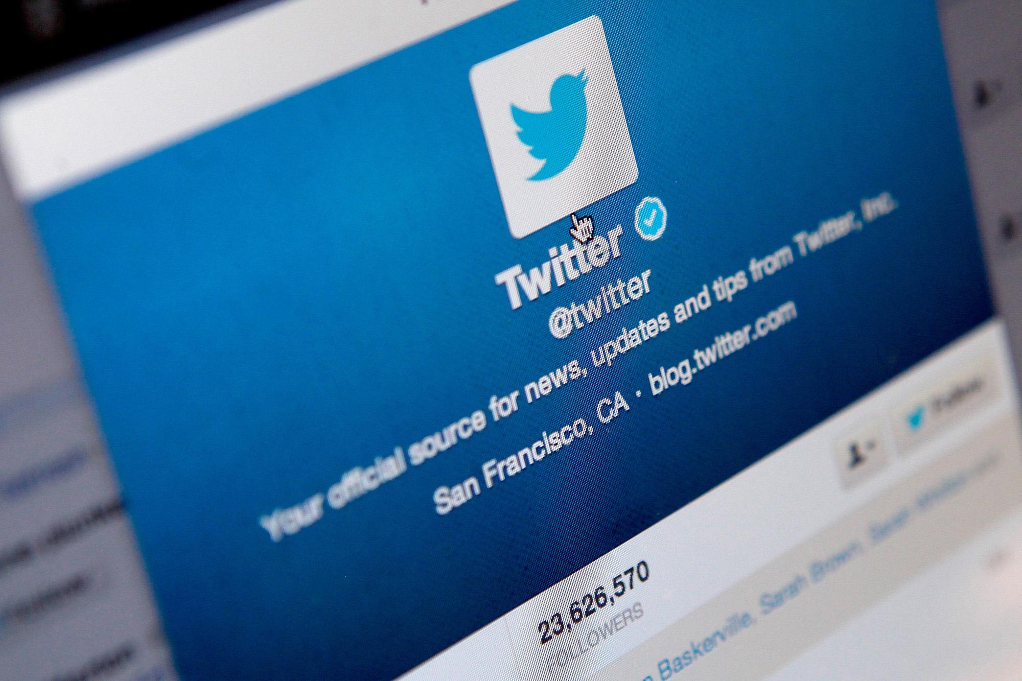 Twitter pagina ufficiale