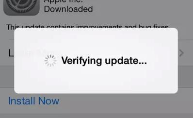 Update iOS 9