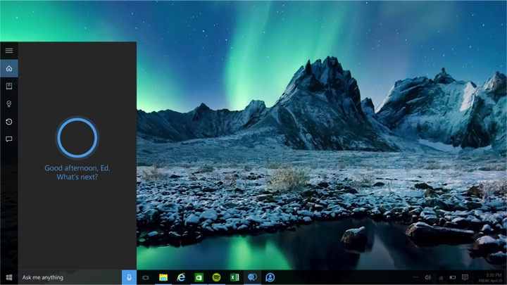 Windows 10 sistema operativo