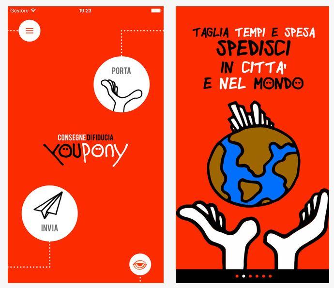 YouPony app