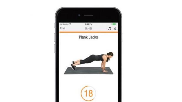 app per dimagrire Sworkit
