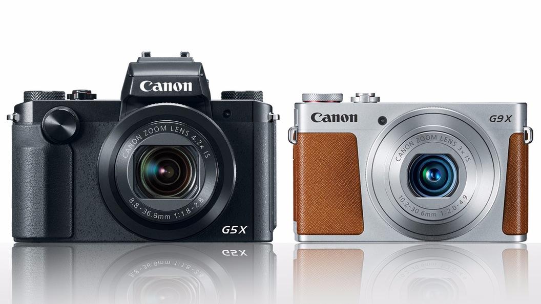 canon g5 g9 x