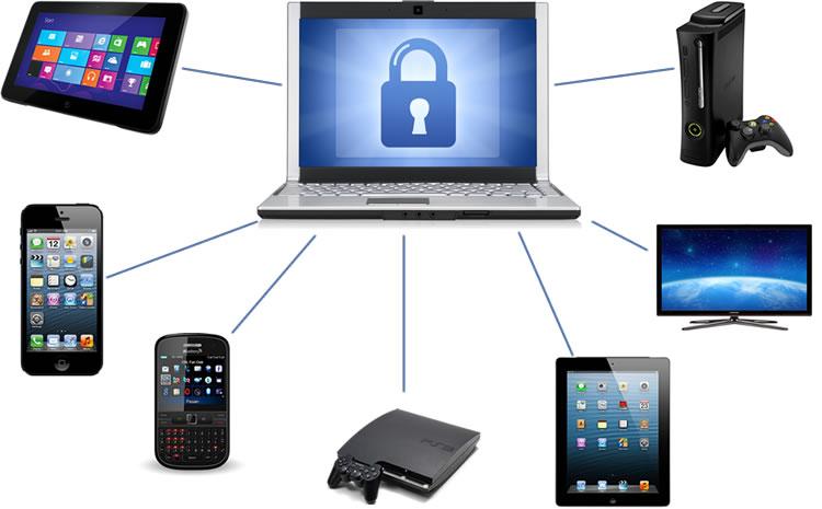 configurare vpn