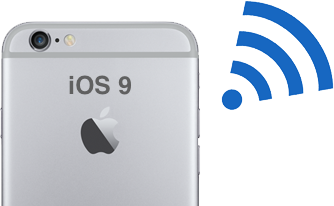 iOS Wi Fi