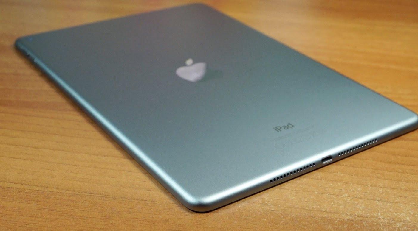 iPad Air retro
