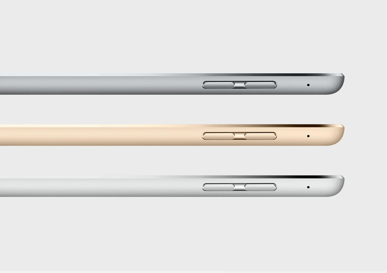 iPad Pro sottile