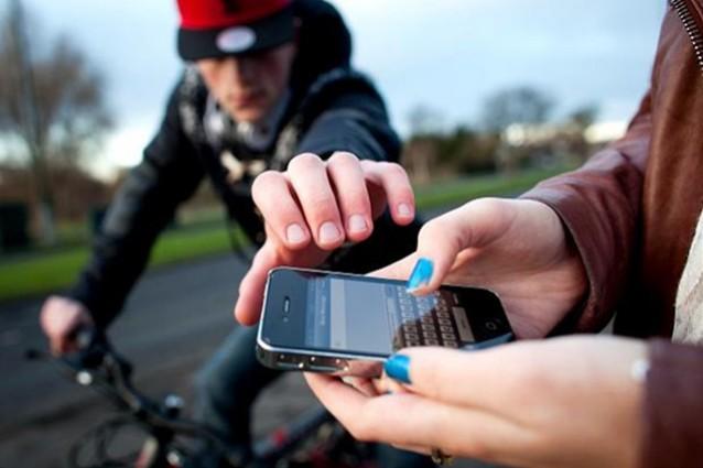 iPhone e ladri