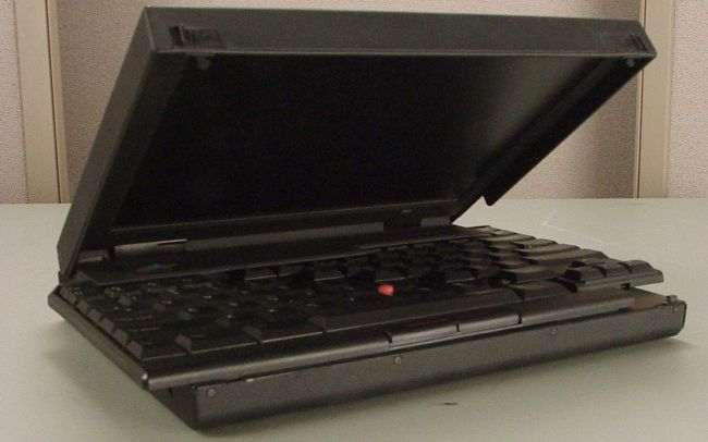ibm thinkpad butterfly