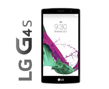 lg smartphone LG G4s
