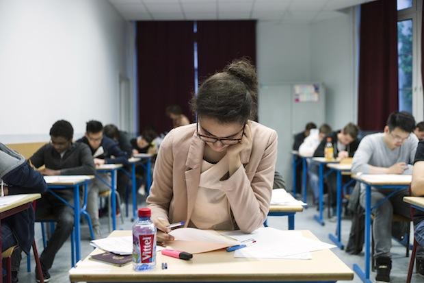 FRANCE EDUCATION BACCALAUREAT